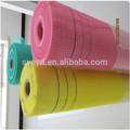 Medio alcalino resistente malla de fibra de vidrio 75g, 90g, 110g, 120g, 160g