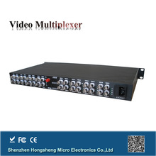 32 channel multiple function analog audio over fiber from China