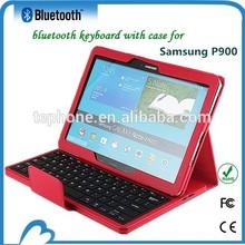 Hot Selling Language Customized Bluetooth Silicon Keyboard Case