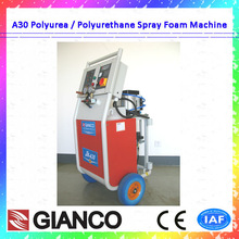 2015 Jinke PU Spray/Injection Machine CE Certification Roof Insulation Polyurethane Spray Foam Machine