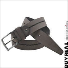 pin buckle casual wholesale leather belt