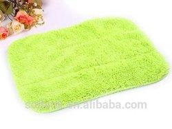 Daily absorbent microfiber floor cleaning towel