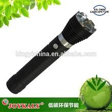 JOYKALY brand high power plastic led flashlight