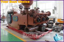 High pressure API standard F1600 Triplex Oil Drilling Mud Pump