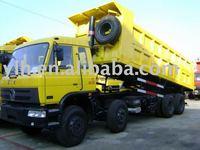 Dongfeng EQ3290G 8X4 /Heavy Duty Dump Truck/45 Ton Tipper Truck