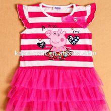 Latest girls' dress birthday dress for baby girl