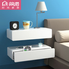 creative shelf with drawer