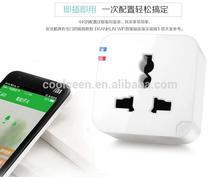 2014 New Via WiFi wireless smartphone controlled digital light switches