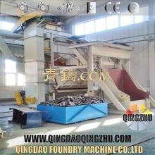 China Casting Machinery Manufacturers,Crawler Type Shot Blasting Machine,Rubber Belt Track Sander