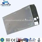 customized sheet metal fabrication manufacturing/galvanized steel box/galvanized steel case