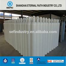 50L Seamless Steel Oxygen Gas Cylinder Steel Oxygen Cylinder Steel Gas Cylinder