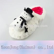 Excellent quality Ladies 3D toy indoor slippers