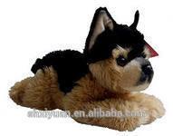 cute Plush Dog Plush German shepherd toys