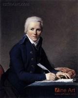 Famous Classic People Oil painting Portrait