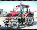 تستخدم 4wd الزراعية، 120hp للجرارات الزراعية