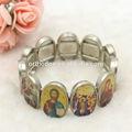 cristiano ortodosso icona braccialetto