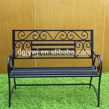 Wrought Iron S Garden Bench & park bench