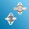 2015 High quality fryer high limit thermostat/KSD301 thermostat 16A 250/KSD bimetal thermostat