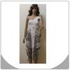 Fancy design one shoulder dress pattern bandage dresses for women
