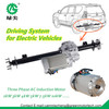 battery power electric motor for electric cars