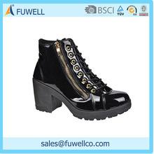 Best quality high dress heel thick heel shoe