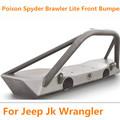 Jeep Wrangler JK Brawler Lite parachoques delantero con Brawler Bar
