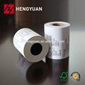 guangdong recibo taxi térmica medidor de rollo de papel