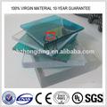 Solide polycarbonate gazebo de toit / polycarbonate panneaux de toit