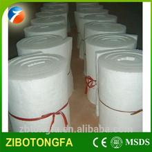 iso certification insulation ceramic fiber rolls manufacturer for refractory