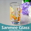 Individual Machine Printing Logo Design Home And Restaurant Use Drinking Glasses Wholesale