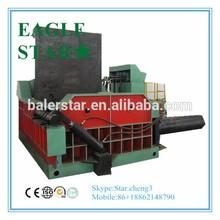 hydraulic automatic y81-160 metal baler machine
