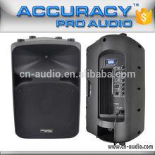 "15"" professional outdoor concert system bluetooth music speaker CSX15AU-BT"