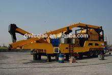 Professional design equipment mobile jaw stone crusher in shanghai