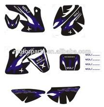 White CRF50 Plastic Kits for 50cc 70cc 110cc 125cc Dirt PIT Bike