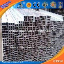 WOW!!aluminium alloy 6063t5 extrusion profile,aluminum tube/aluminium profile square tube offering,customized shape and size,OEM