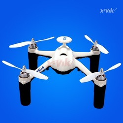 2.4G 6channel AIO design long range radio control GPS quad copter Apollo with GPS for FPV