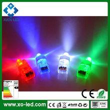 High Quality Decorations Led ring light/christmas led lights/led laser finger ring