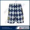 100% polyester dry fit custom soccer short