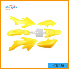 Fit for CRF 50 hot-selling wholesale dirt bike motorcycle plastic body massager