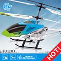 2.4g fd1103 3.5ch v913 apache grande elicottero del rc
