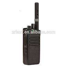 Professional walkie talkie radio DP2400 handy two way radio