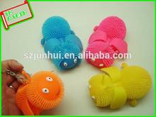 fashion pendant farm animal toys plastic bee