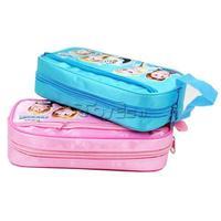 Frozen princess doll pattern stationery set/school supplies/pencil case/ruler/sticker/eraser/kid gift