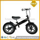 WH129-12'' Kids balance bike Lightweight No Pedal Kids Bicycles