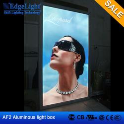 EdgeLight AF2 led backlit picture frame