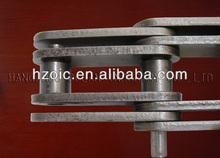 Extended conveyor chain,slat conveyor chain