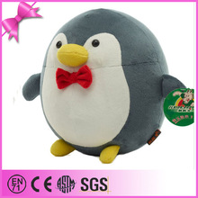 2014 made in china guangzhou hot selling round penguin face baby doll