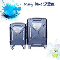PC lightweight hard Plastic Suitcase