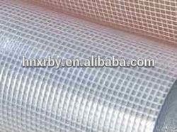 pvc transparent mesh fabric recycled polypropylene woven fabric