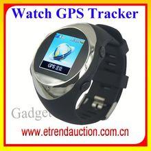 Top Quality Wrist Watch GPS Tracker SOS GPS Tracker Watch Mobile Phone